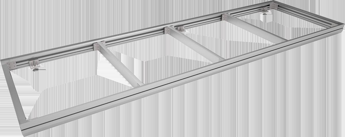 1038D Dopos Rahmenprofil CA0008