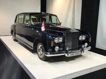 Rolls Royce 2018