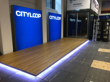 Dopos Cityloop Podest