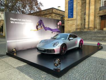 Dopos Porsche Podest