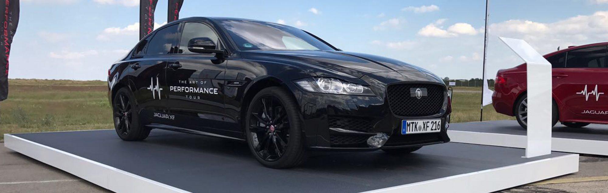 Jaguar Bodenssystem